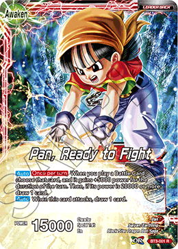 Pan - Pan, Ready to Fight