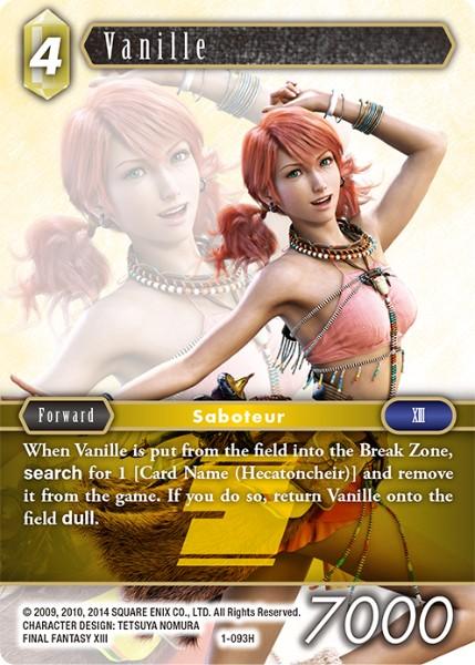 Vanille (1-093H)