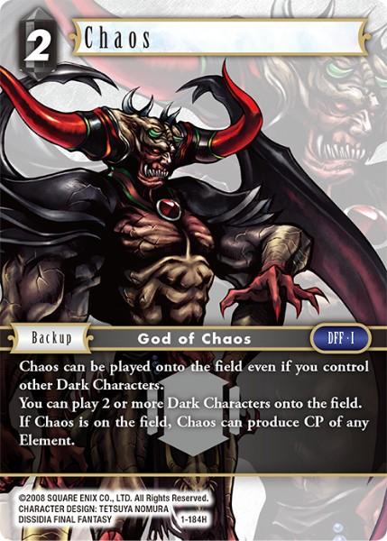 Chaos (1-184H)