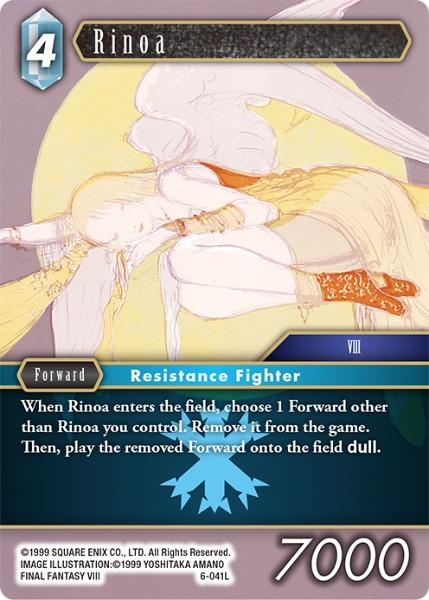 Rinoa (6-041L)