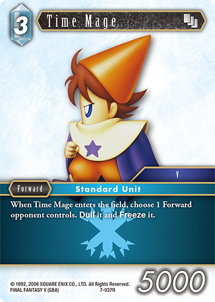 Time Mage (7-037R)