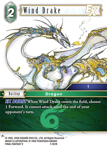 Wind Drake (7-061H)