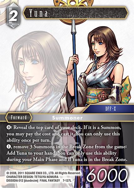 Yuna (7-127L)