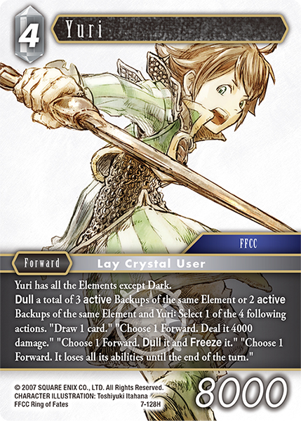 Yuri (7-128H)