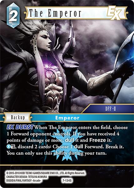 The Emperor (7-134S)