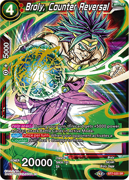 Broly, Counter Reversal