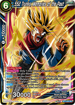 SS2 Trunks, Memories of the Past (SR)