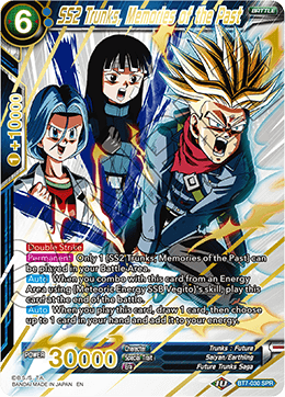 SS2 Trunks, Memories of the Past (SPR)