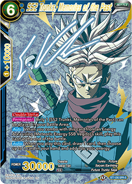 SS2 Trunks, Memories of the Past (SPRS)