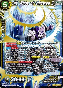 Hit, Pride of Universe 6 (SR)