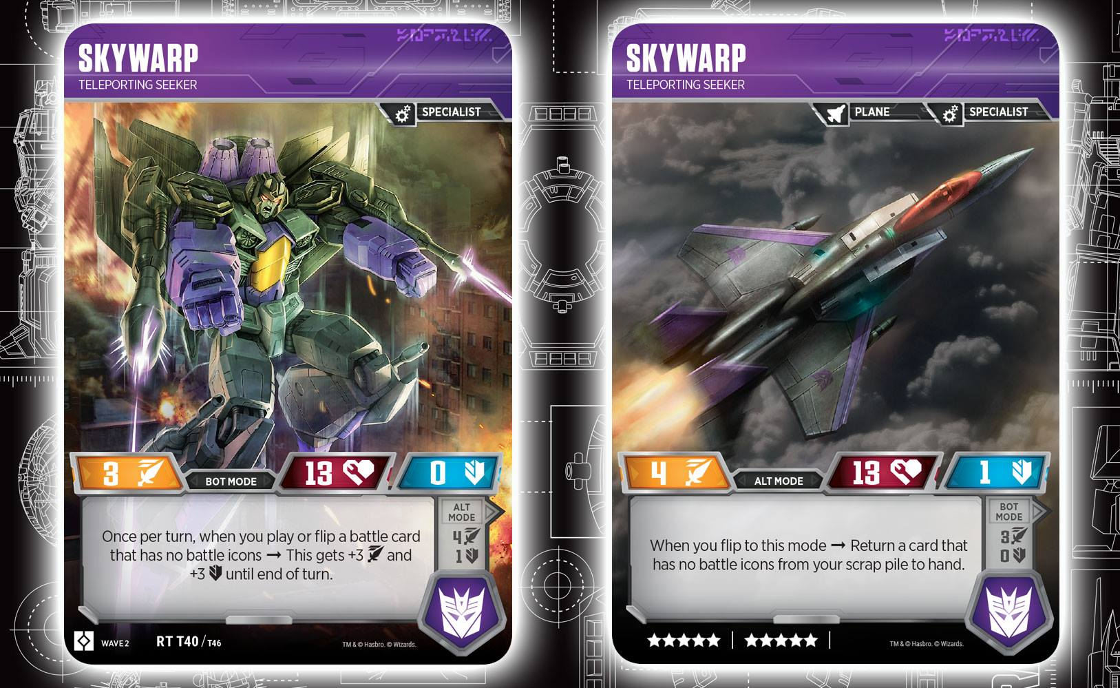 Skywarp, Teleporting Seeker