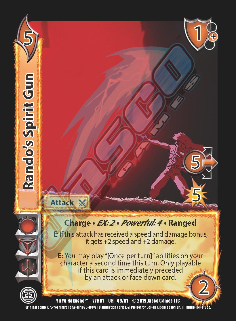 Rando's Spirit Gun