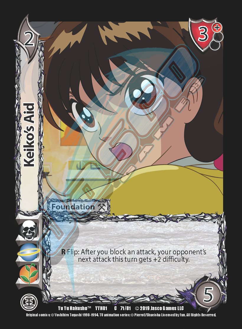 Keiko's Aid