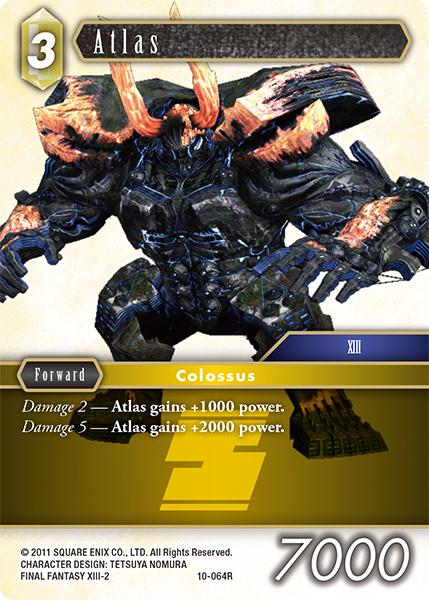 Atlas (10-064R)