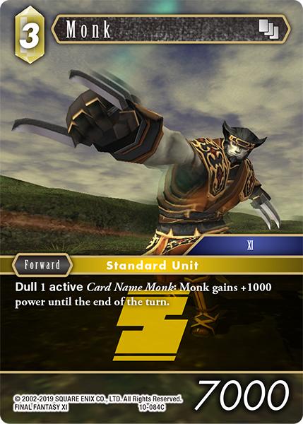 Monk (10-084C)