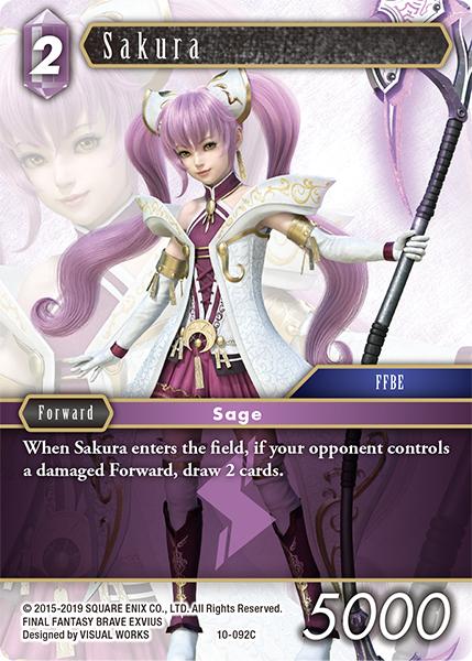 Sakura (10-092C)