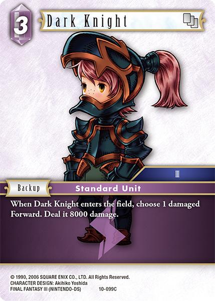 Dark Knight (10-099C)