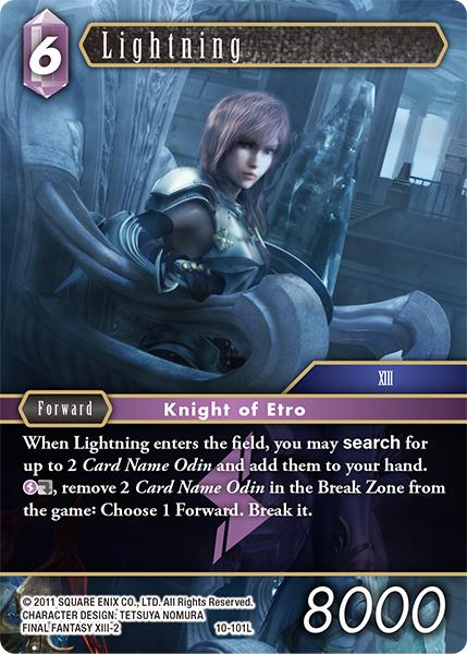 Lightning (10-101L)
