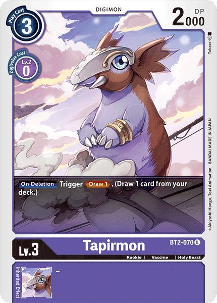Tapirmon