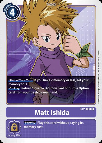 Matt Ishida