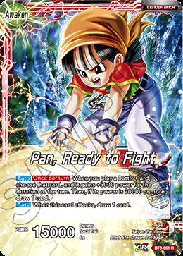 Pan - Pan, Ready to Fight