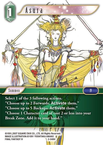 Asura (2-049H)