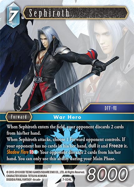 Sephiroth (7-034L)