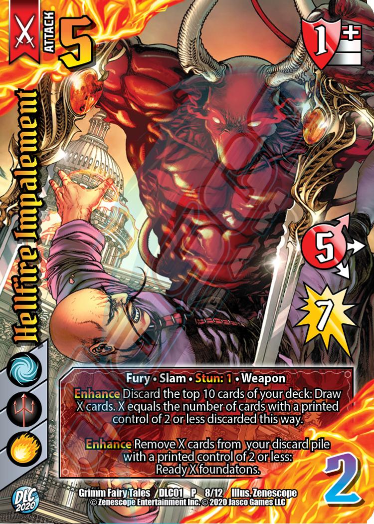 Hellfire Impalement
