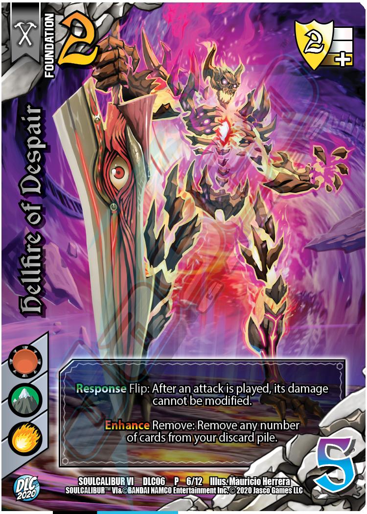 Hellfire of Despair