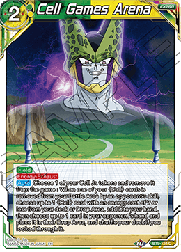 Cell Games Arena