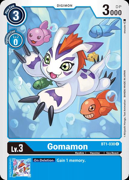 Gomamon