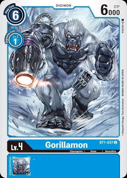 Gorillamon